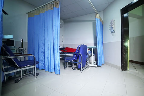 Treatment Rooms,Al-Khidmat Raazi