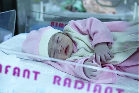 New Born, Al-Khidmat Raazi