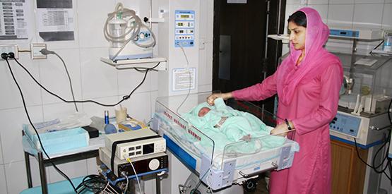 Raazi Hospital MCHC