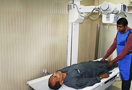 X-Ray Room, Raazi Staff, Al-Khidmat Raazi