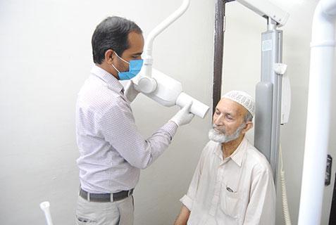 Dental X-Ray, Al-Khidmat Raazi