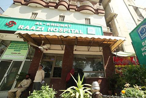 Pharmacies, Al-Khidmat Raazi Rwp
