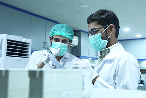 Hospital Staff, Al-Khidmat Raazi